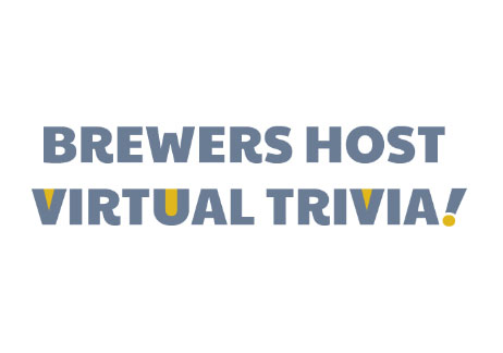 Brewers Host Virtual Trivia