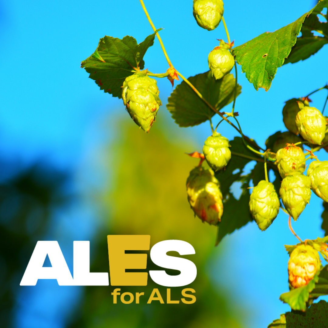 Ales for ALS logo